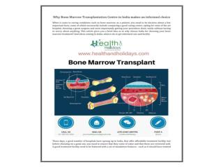 best bone marrow transplant hospitals & Centre in india