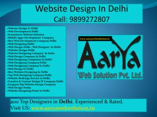 Website Design In Delhi, Gurgaon Top Website Design Company , Website Designing Company in Delhi, Website designing comp