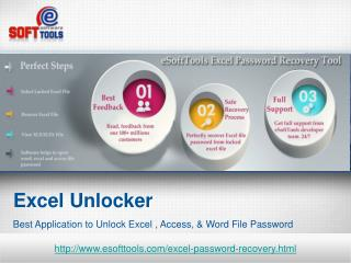 Recover Excel SpreadSheet Password