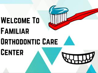Quality Braces Treatment In Cary