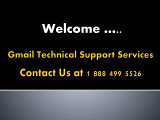 Gmail Technical Helpline Number