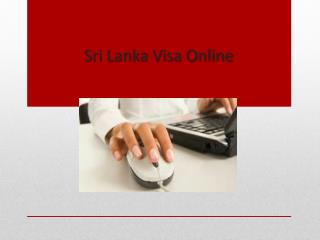 Sri Lanka Visa Requirements for Indian Passport Holders