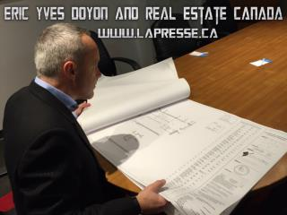 Eric Yves Doyon and Real Estate Canada