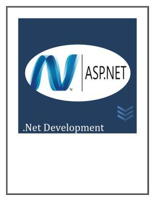 .Net Development is The Best Solution In An Era Of Globalization