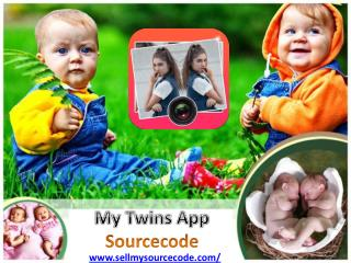 My Twins App Sourcecode