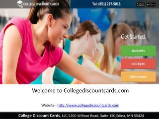 College student deals