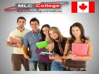 Study in MLC College Canada