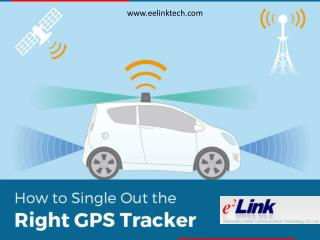 How to Choose the Right GPS 3G Tracking Device