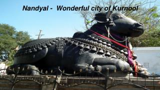 Places to visit in nandyal