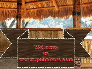 Palm Huts