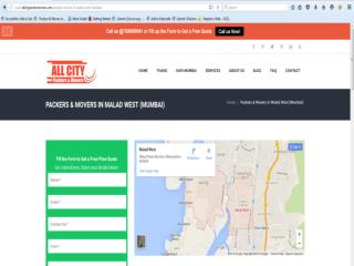 Packers & Movers in Malad (Mumbai) - All City Packers ®
