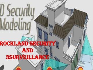 Rockland security and surveillance