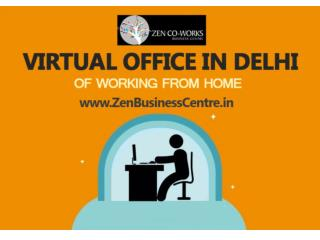 Virtual Office in Delhi