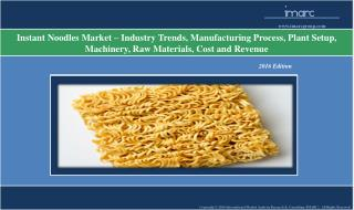 Instant Noodles Market - Investment Sector Guide