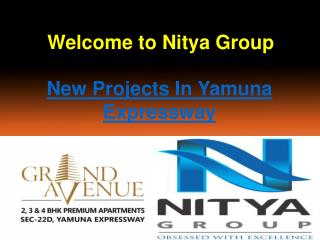 New Projects In Yamuna Expressway