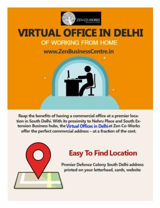 Virtual Office in Delhi