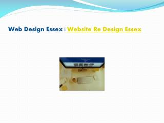 Web Design Essex | Website Re Design Essex