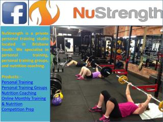 Personal Trainer Brisbane Queensland