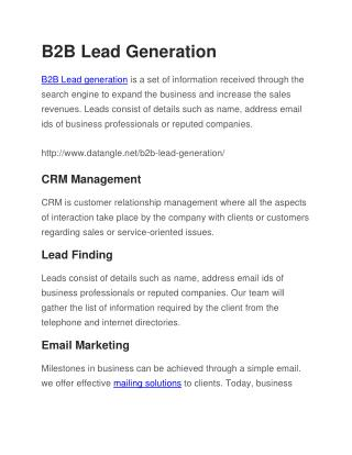 b2b lead generation services.pdf