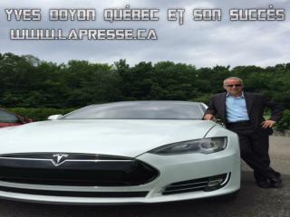 Yves Doyon Québec et son succès