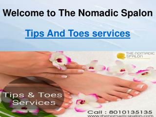 Tips And Toes services