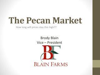 The Pecan Market
