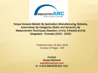 Sensors to check flexibility and productivity of machines have high implementation scopes