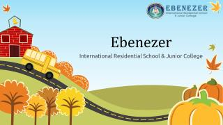 Ebenezer international residential school kottayam