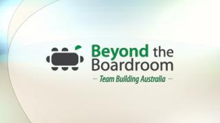 McLaren Vale Team Building Activity - Beyond the Boardroom