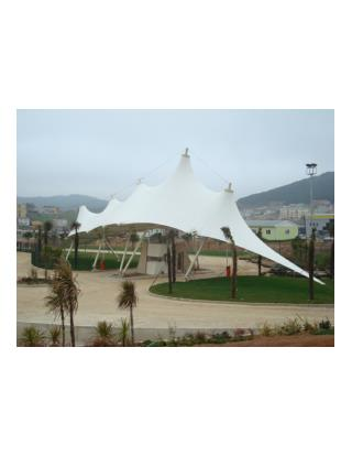 conical tensile structures