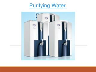 Water Purifier Companies In India