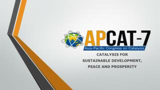 7th Asia-Pacific Congress on Catalysis