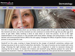 Seborrheic Dermatit