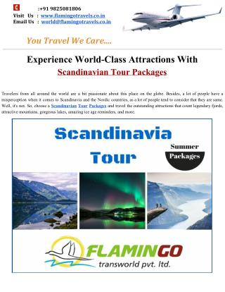 Here The List of Scandinavia Attractionsq