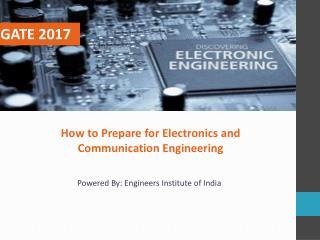Best GATE ECE Coaching Institute In Delhi