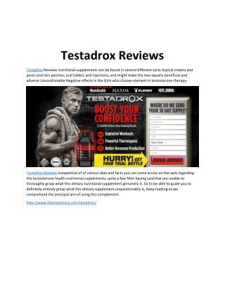 http://www.thecrazymass.com/testadrox/