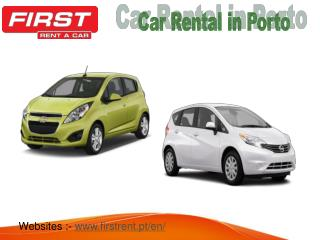 Guide to Contact with Car Rental Agencies in Porto