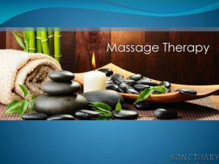 Massage Therapy in Orlando