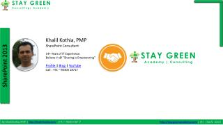 share point 2013 monitoring