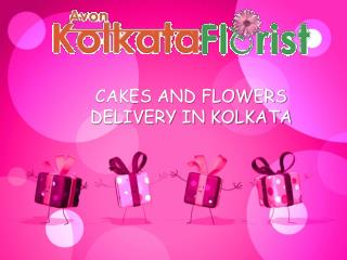 Cakes And Flowers Delivery In Kolkata
