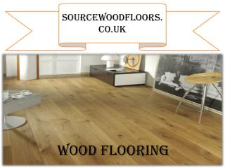 Wide Range of Wood Flooring In UK