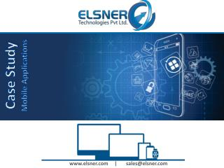 Case Study - Mobile Applications