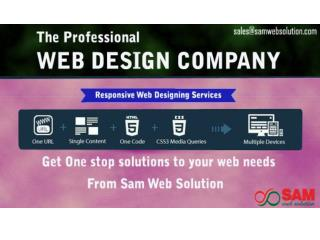 Web Designing Company in Bangalore, Web Design Services in India