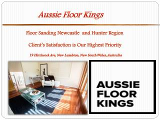 Aussiefloorkings - Floor Sanding Newcastle and Hunter Region