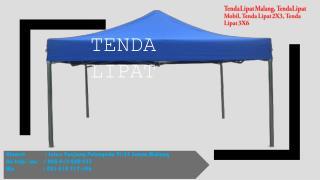 Tenda Lipat Murah, Tenda Lipat Murah Malang, Tenda Lipat Matic, 085-815-280-557