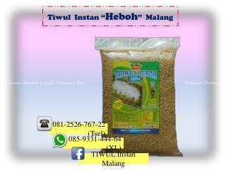 Tiwul Berasal Dari, Tiwul Berasal Dari Daerah, Bahan Tiwul, 085-9331-444-64 (XL)