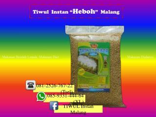 Toko Penjual Tiwul, Penjual Tiwul Instan, Toko Penjual Tiwul Instan, 085-9331-444-64 (XL)