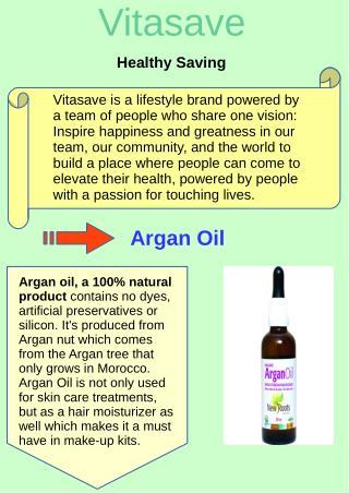 Argan Oil Complete Skin Solution