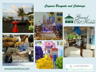 Plan a Spectacular Wedding in the Cayman Islands with Grand Old House