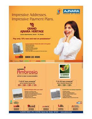 Ajnara Group Reviews : Grand Ajnara Heritage